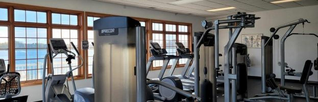 Candlewick Lake Rec Center Fitness Center